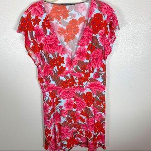 Zara Floral Sunday Dress